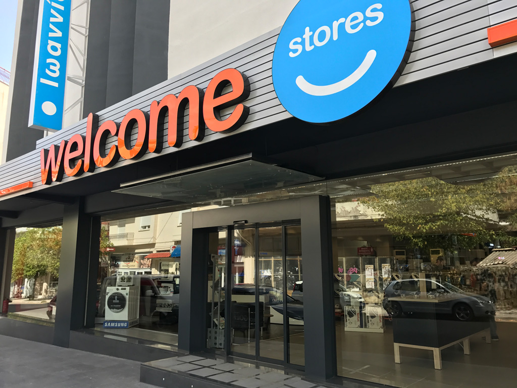 Welcome Stores 1