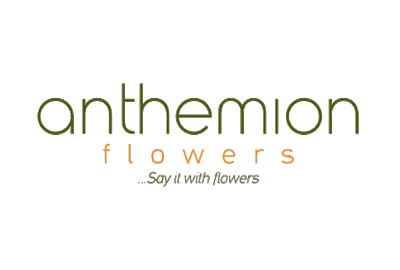 ANTHEMION FLOWERS logo