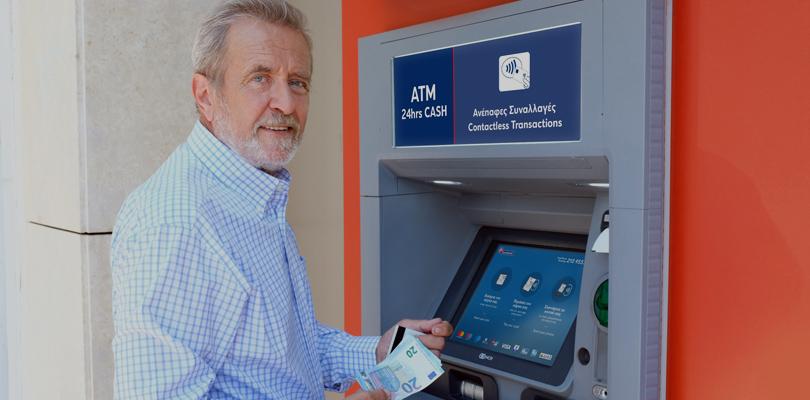 ATMs across Greece   Eurobank