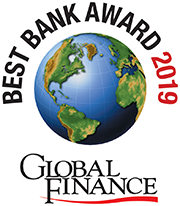 Best Bank – Greece 2019
