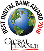 Best Consumer Digital Bank in Greece 2018