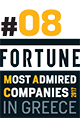 Most Admired Companies #8 - 2017