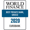 World Finance - Best Private Bank Award