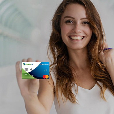 Cosmote World Mastercard